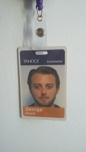 Yahoo! Sport UK Badge