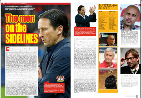 Managers - Soccer 360 Magazine