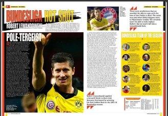 Robert Lewandowski - Soccer 360 Magazine