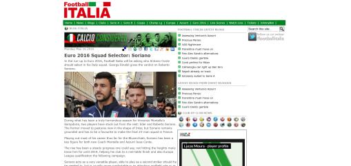Football Italia Photo..