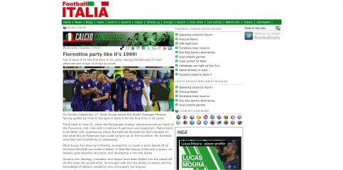 Football Italia Photo.